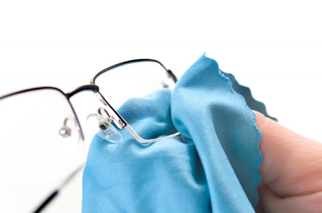 eyeglass cleaning cloths